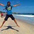 Manu à Copacabana