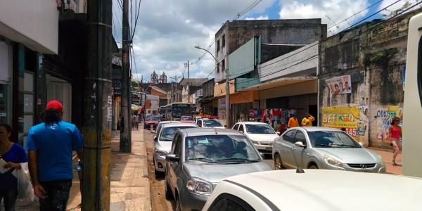 Rue derrière le Pelourinho