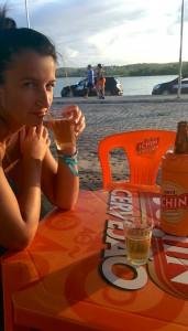 Fin d'après-midi à Penedo