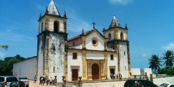 Une autre église d'Olinda