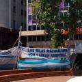 Plaza da Mayo : les Iles Malvines aux Argentins!
