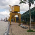 Docks rénovés