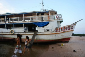 bateau 2 etage