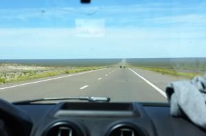 Road Trip in Patagonia