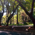 Retiro : Plaza San Martin