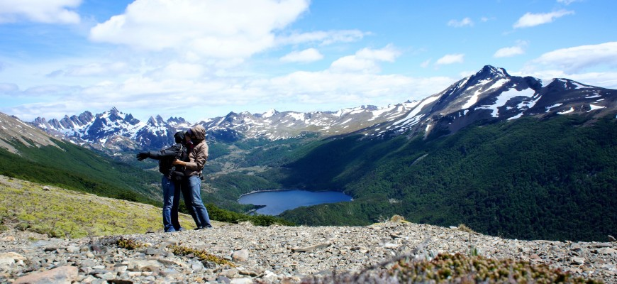 L'amour est dans la montagne !