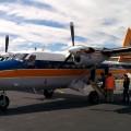 Notre avion pour Punta Arenas
