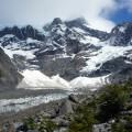 Le glacier de Paine Grande