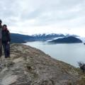 Les globetrotteurs au glacier Grey