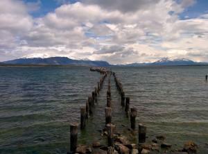 Jetée de Puerto Natales