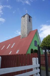 Eglise - extérieur coloré