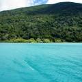 Rio Baker depuis Puerto Bertrand