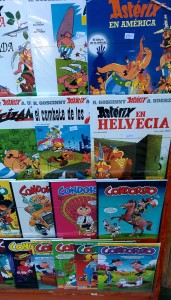 Asterix et El Condorito !