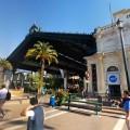 Gare centrale, réalisée par Eiffel