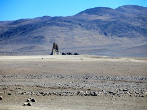 Traversée du désert d'Atacama