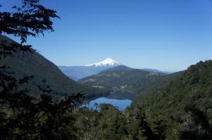 Mirador sur Villarica