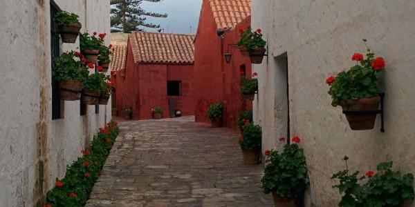 Rue du Monasterio Santa Catalina