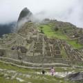 Le Machu Picchu sort des nuages