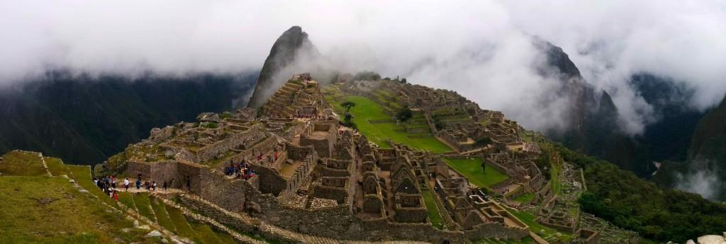 58. Le Machu Picchu