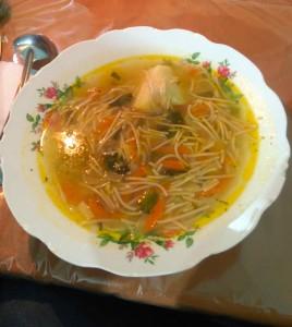 BO Repas cocinera soupe