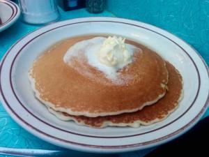 Dessert - pancake