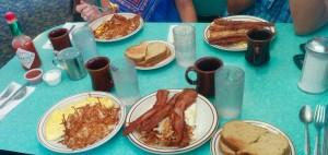Repas - breakfast