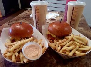 Repas - burger