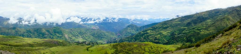 Vallée de Sorata