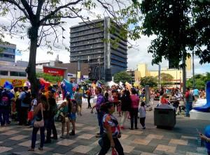 2. San José place centrale
