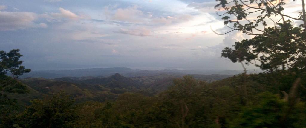 Arrivée en soirée à Monteverde