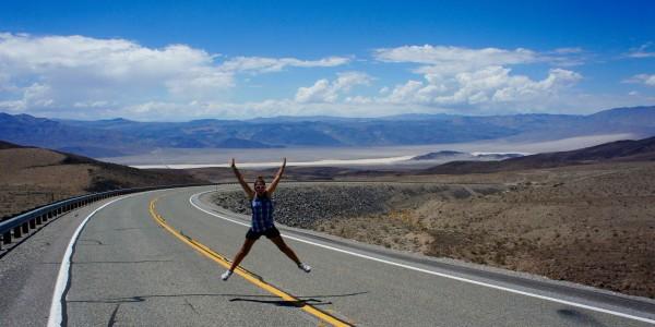 Des paysages qui donnent envie de sauter en l'air !!!