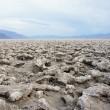 Océan de sel (comme à Uyuni ou Atacama)