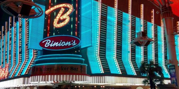 Le Binion's, où Manu s'est fait 75 balles !!