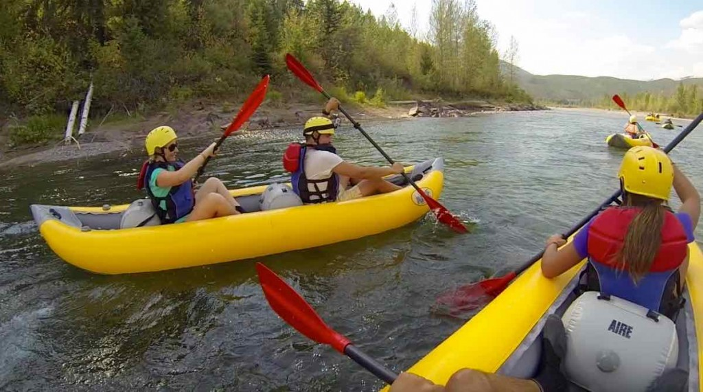 11.6 Rafting