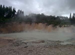 5.2 Mud vulcano