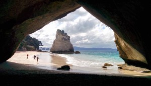 20. Cathedral Cove