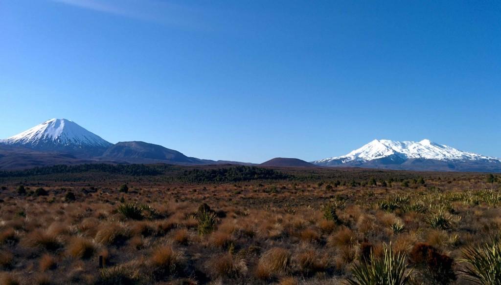 40. Arrivée Tongariro