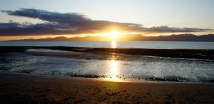 Et un autre levé du soleil !