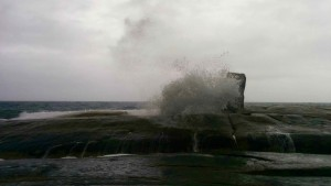 3. Blow hole
