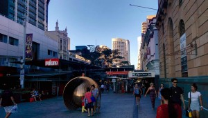 73. Brisbane Queen Mall Street