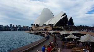 L'Opéra et ses cafés