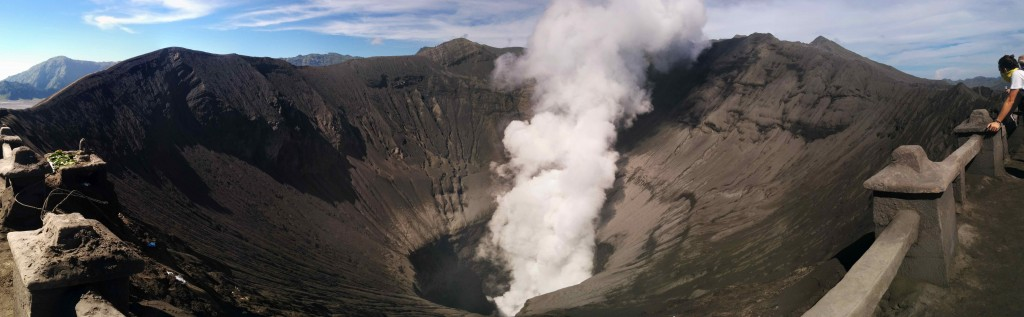 16. Cratère du Bromo
