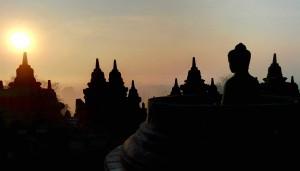 30.3 Borobodur sunrise - OK