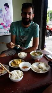 Pause déjeuné