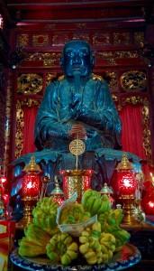 22. Temple - statue