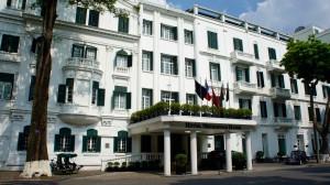Hôtel Métropole Hanoi