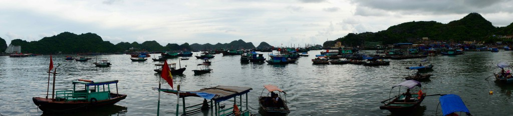 Port de Cat Ba