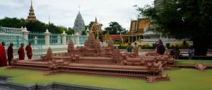 Maquette de Angkor Wat