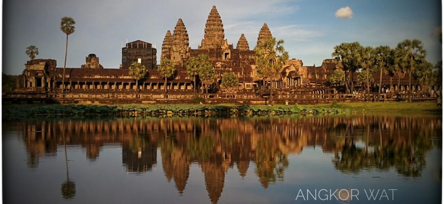 45. Angkor Wat