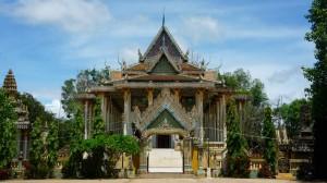 Pagode autour de Battambang